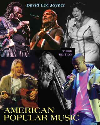 American Popular Music By Joyner, David